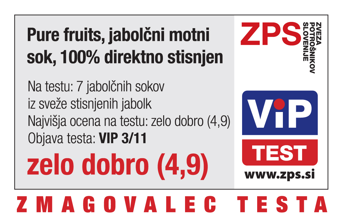 Hofer_100_jabolni_sok_Pure_Fruits_zmagovalec_L