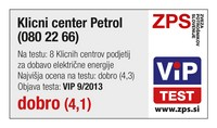Klicni center PETROL L 200