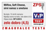 Milfina Soft Cheese L 200